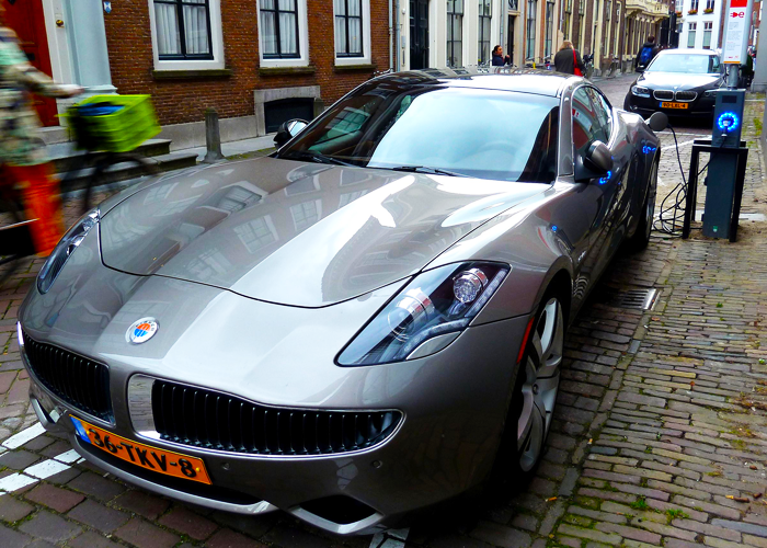 Elektromobil - klady a zápory aut budoucnosti