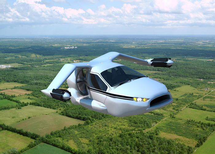 Létající auto do dvaceti let realitou?