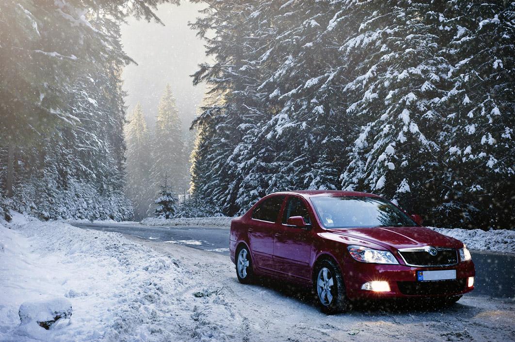 Nechcete být v zimě překvapeni? Připravte si auto včas!