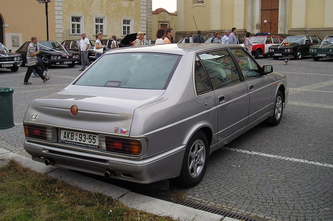 Tatra 700: smutný konec stoleté éry (1. část)