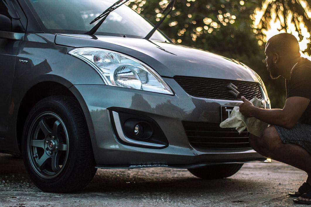 Vapka - šikovný pomocník při mytí aut