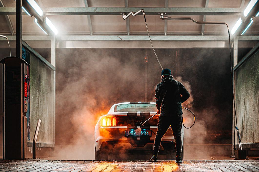Jak rychle a efektivně omýt vůz