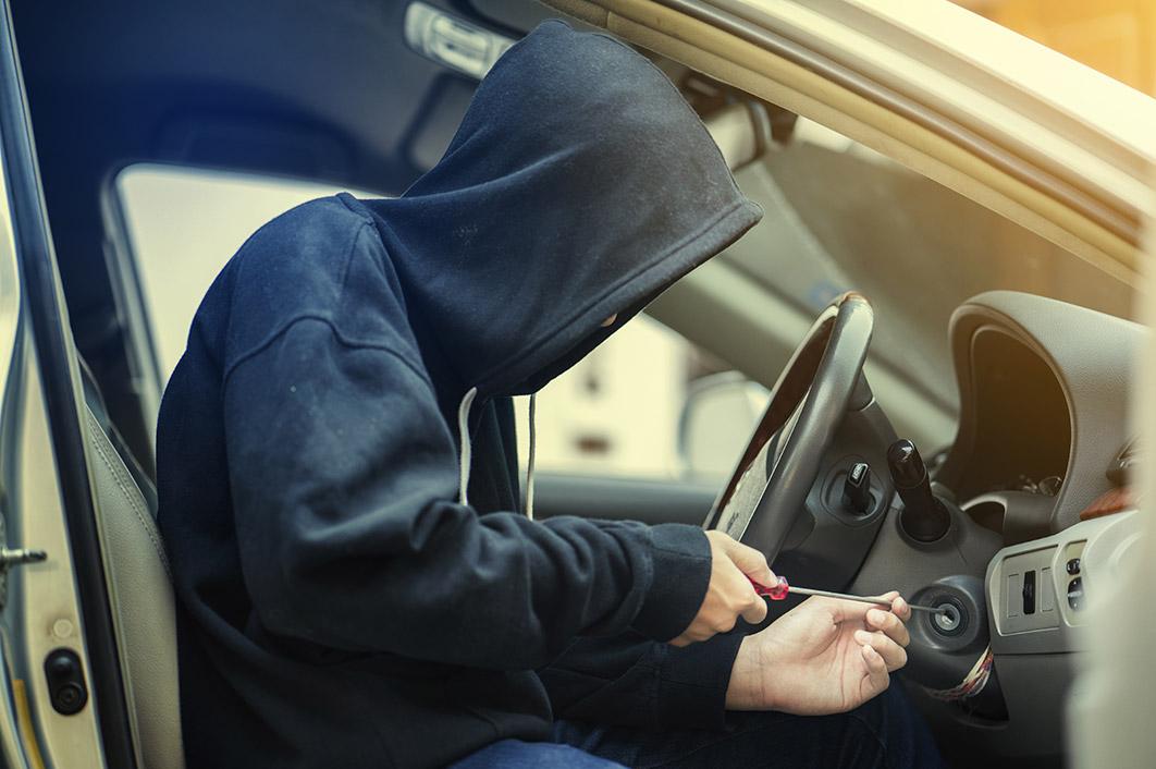 Máte váš vůz spolehlivě zabezpečen proti krádeži?