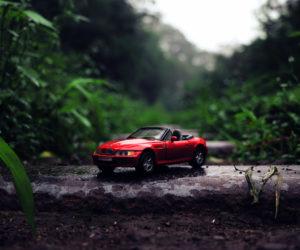 Modely aut milují kluci i muži všech generací